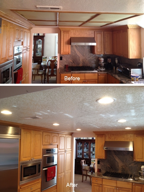 Recessed Lighting In Kitchens Ideas: Roseville Recessed Lighting